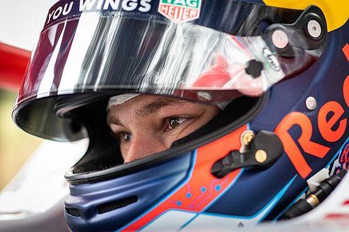 Haugeré az F3-as pole, miután Collet idejét elvették, Tóth Laci a 28. helyen zárt