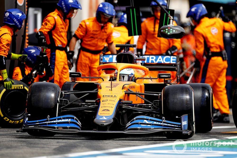 """Ricciardo: """"McLaren için en iyi hafta sonlarından biriydi"""""""