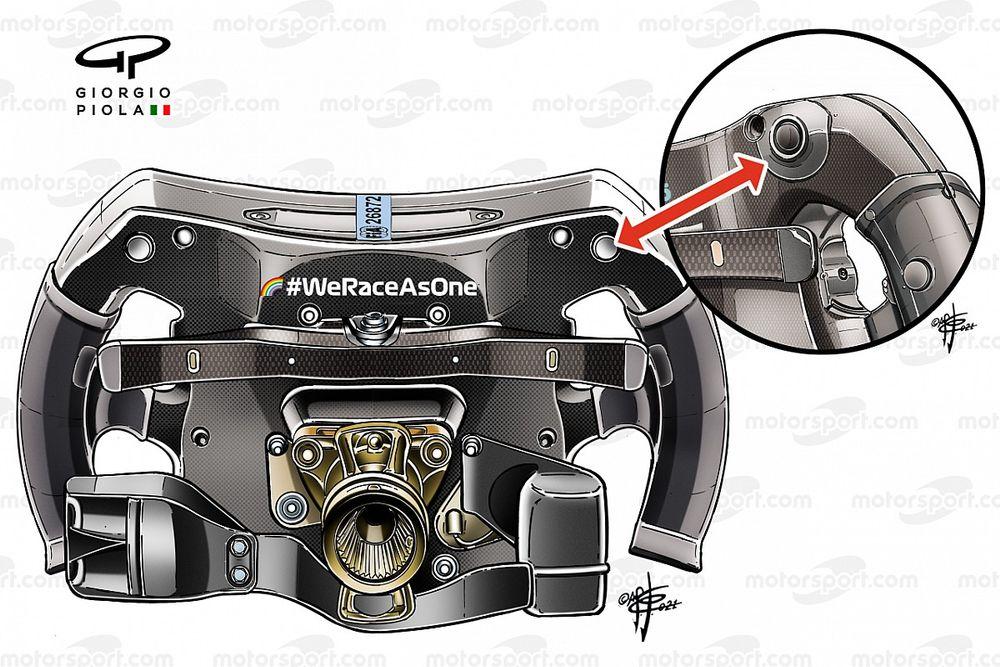 Технический брифинг: как Mercedes защитила «волшебную кнопку»