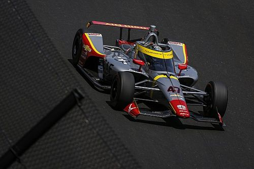 """Daly: Indy 500 lead stint """"proved we belong up there"""""""