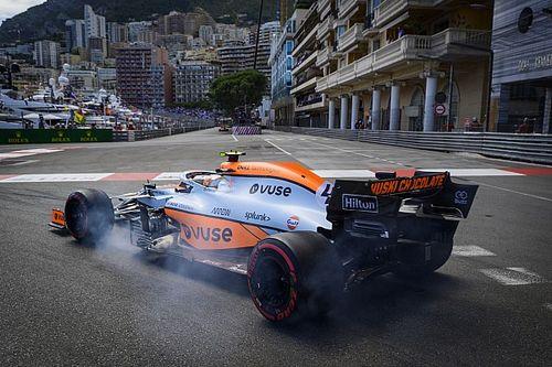 McLaren F1 no repetirá su decoración de Gulf... por ahora