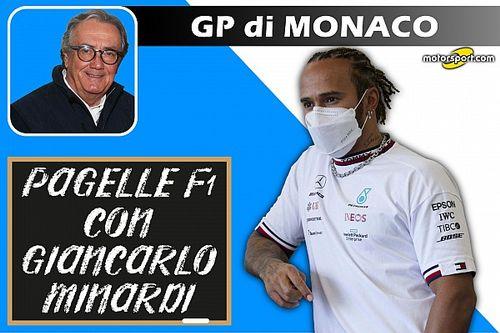 """Minardi: """"Hamilton bocciato, delude per l'atteggiamento"""""""