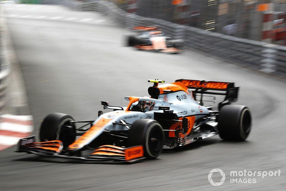 Sainz: Norris Bisa Menang di Baku dengan 'Roket' McLaren