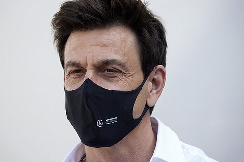 """Wolff: Delaying 2022 driver choice until winter was a """"wind up"""""""