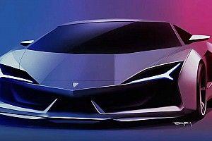 Videó: Így nézhet ki a Lamborghini Aventador utóda?
