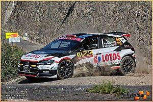 Kajetanowicz i Szczepaniak na podium w WRC 2