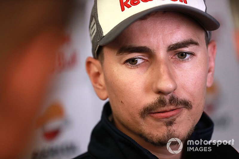 Lorenzo admits crashes shook Honda commitment
