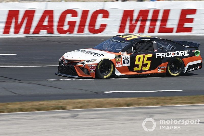 """DiBenedetto says NHMS top-five """"just shows our strength"""""""