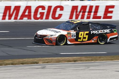 "DiBenedetto says NHMS top-five ""just shows our strength"""