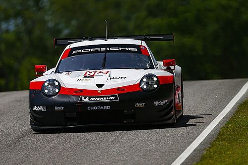 Lime Rock IMSA: Vanthoor takes pole in Porsche front-row lockout