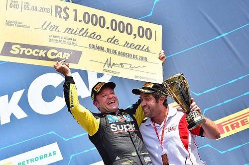 GALERIA: Relembre todos os vencedores da Corrida do Milhão da Stock Car