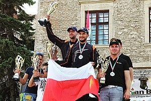 Kamena Rally Team górą na Węgrzech