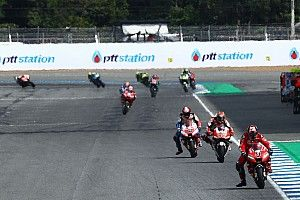 Thailand MotoGP qualifying as it happened