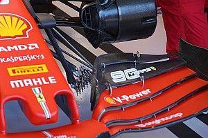 Технический брифинг: необычные датчики на Ferrari SF90