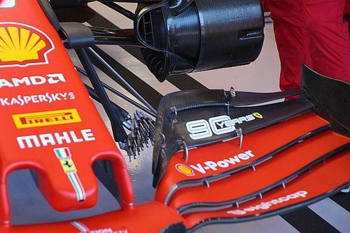 Ferrari: prove aerodinamiche della SF90 in imbardata
