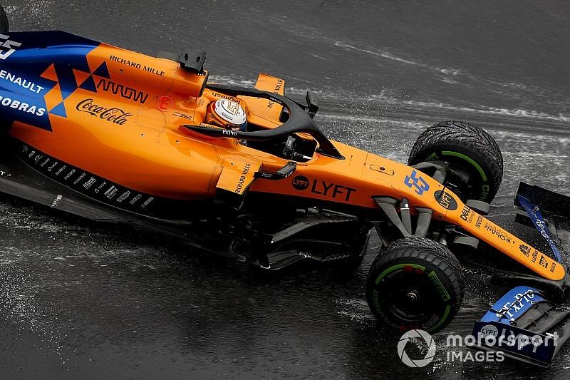 McLaren conservatief met strategie, Sainz baalt van missen podium