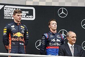 德国大奖赛:维斯塔潘乱中制胜,维特尔趁梅赛德斯折戟后登台