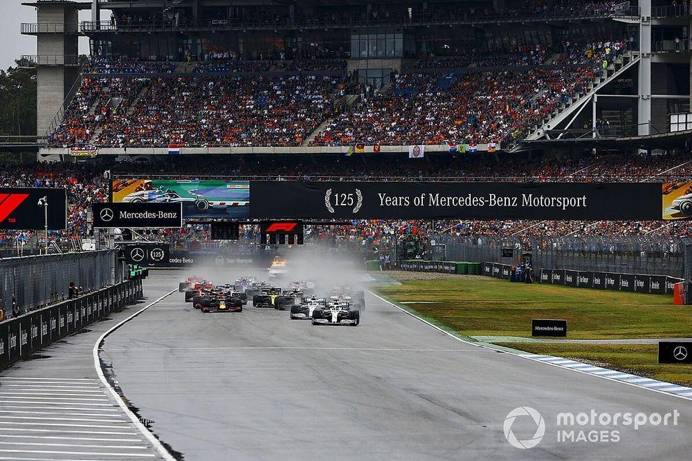 El plan alternativo de la F1 si no se puede correr en Gran Bretaña