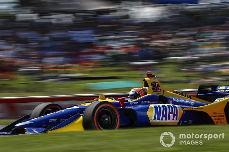 Rossi: IndyCar title fight may be decided by Laguna Seca grid