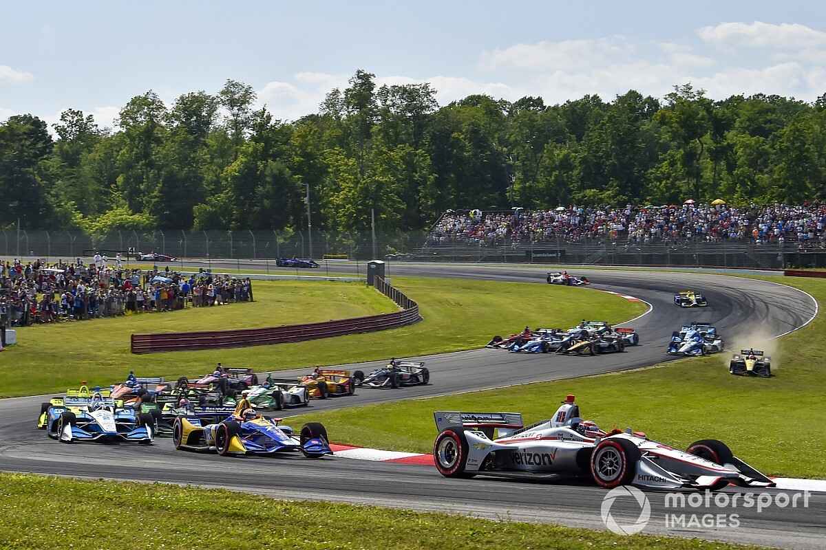 Mid-Ohio IndyCar event open to fans but no grandstand seating