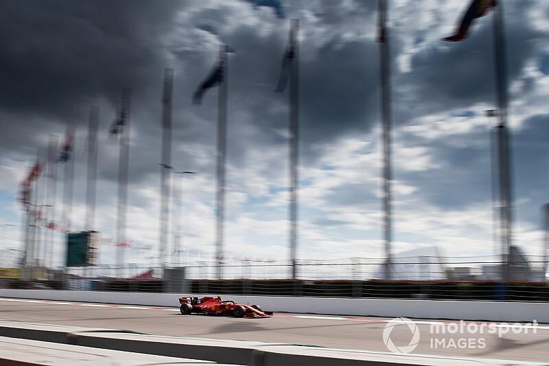 بالصور: ترتيب شبكة انطلاق سباق جائزة روسيا الكبرى