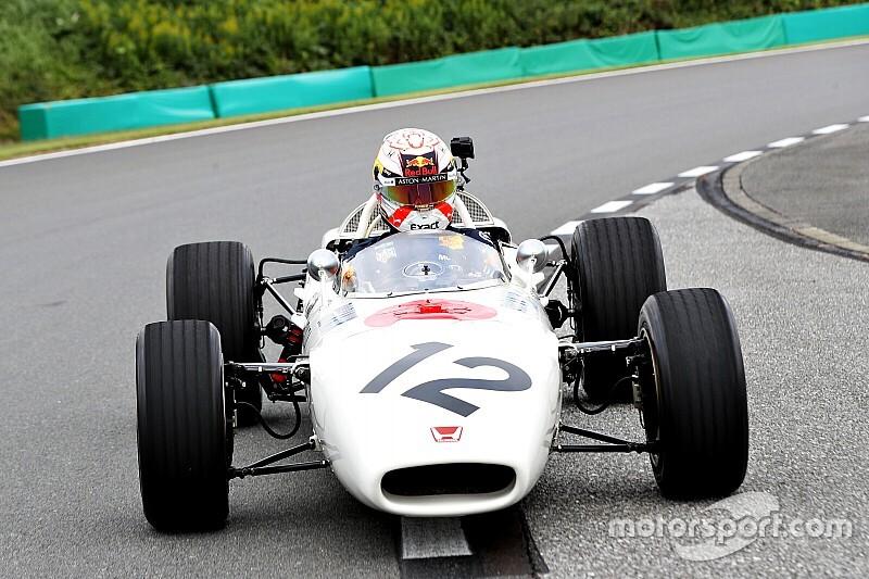 Bővített képgaléria a Honda F1-es legendájáról Japánból