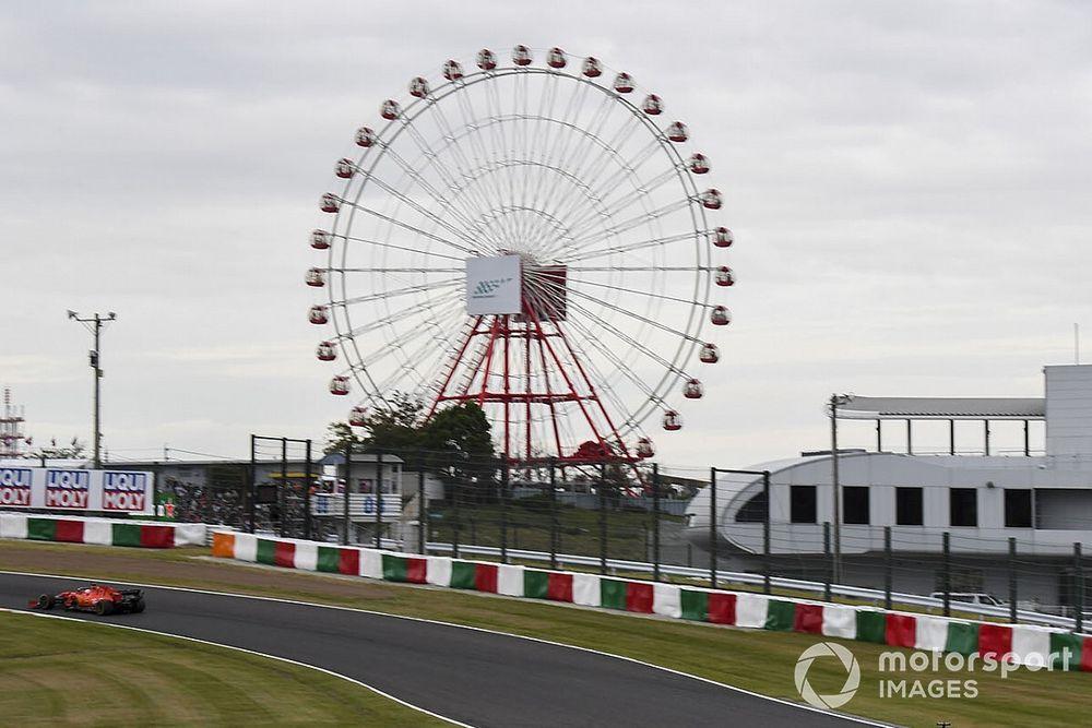 Источник: гонки в Баку, Сингапуре и Японии отменены
