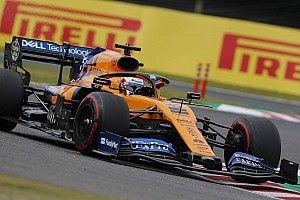 """Sainz: Leclerc a """"baissé les bras"""" face à la vitesse de McLaren"""