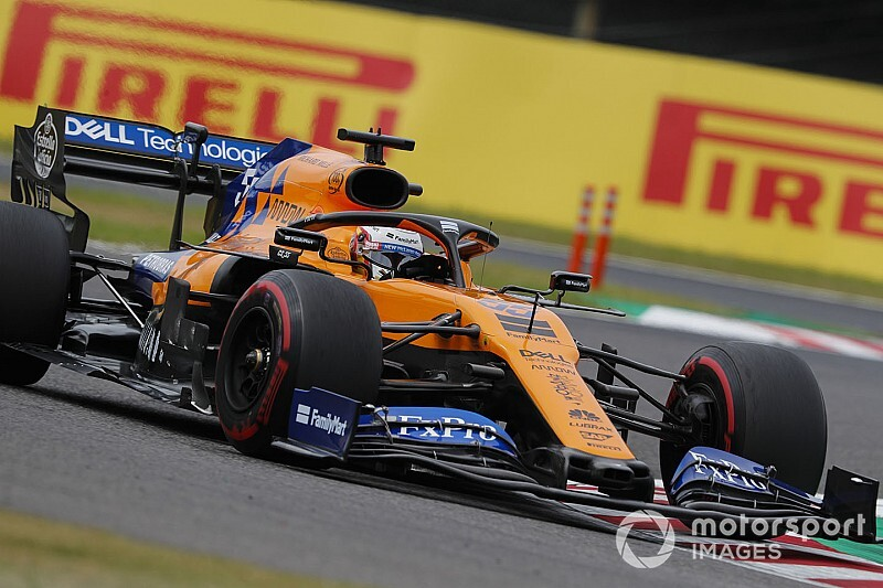 "Sainz proud McLaren's speed made Leclerc ""give up"" at Suzuka"