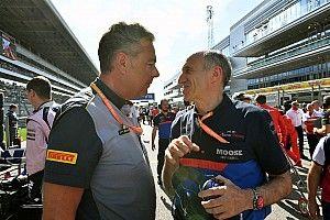 A Pirelli nem fog harcolni a csapatok döntése ellen