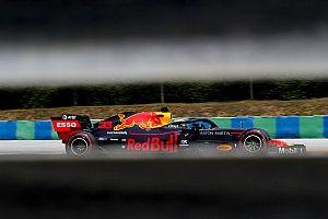 Fotogallery F1: la prima pole di Max Verstappen in Ungheria