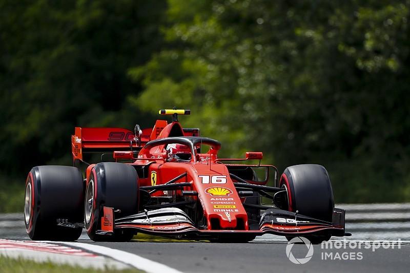 Wolff wijst Ferrari aan als favoriet voor zege in Spa en Monza
