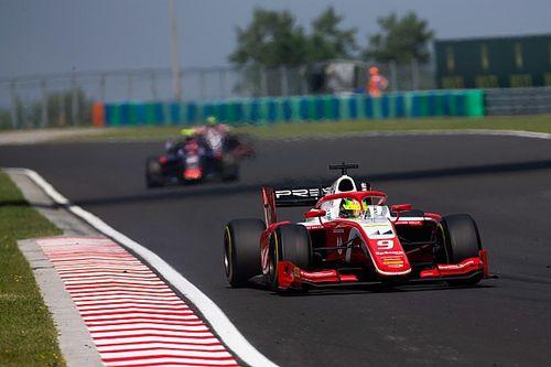 F2ハンガロリンク・レース2:松下信治、猛追届かず2位。シューマッハーが初勝利