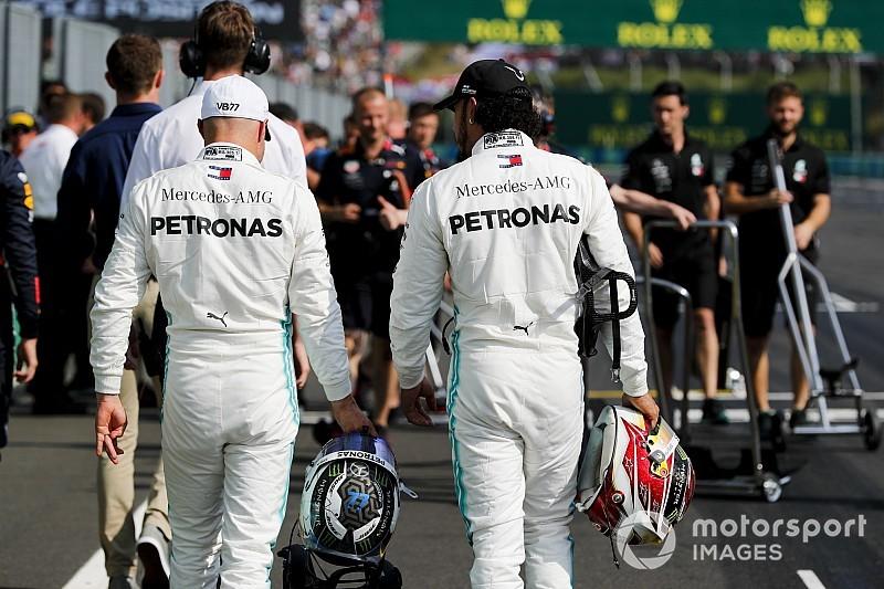Hamilton hoopt op beter tempo voor race in Hongarije