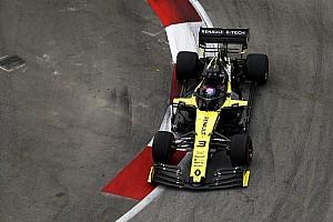 Acompanhe em Tempo Real o segundo treino livre para o GP de Singapura de F1
