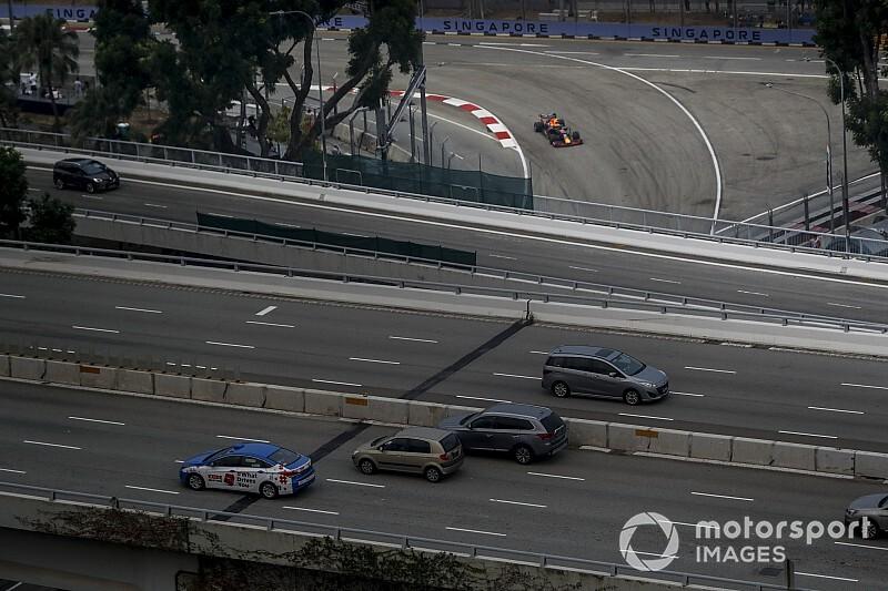 Live: Follow Singapore GP final practice as it happens