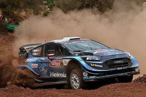 Domowa runda zespołu M-Sport Ford