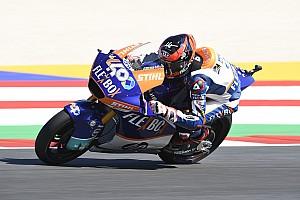 Moto2: Fernandez la passa liscia e si tiene la vittoria di Misano