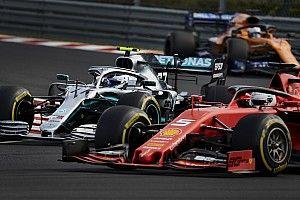 2018'e göre en çok ilerleyen Mercedes, en çok gerileyen Ferrari