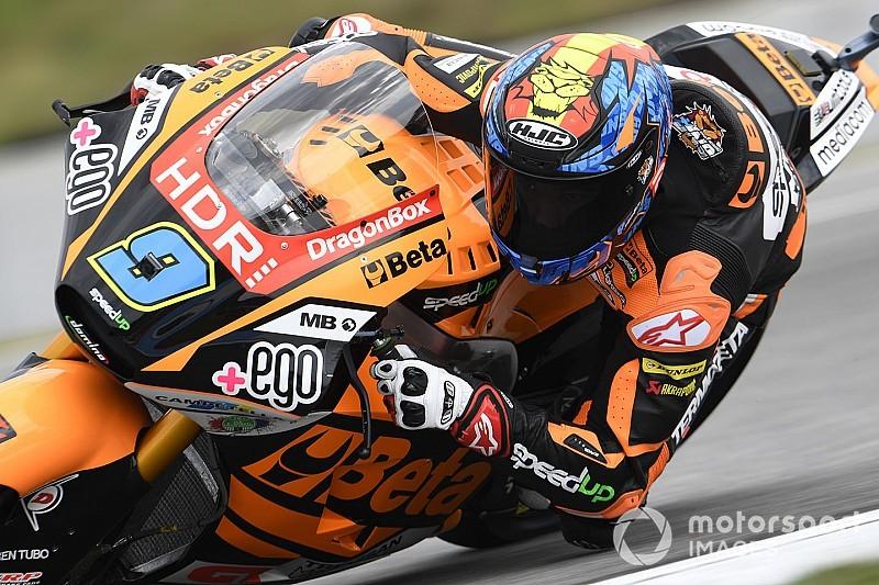Moto2 Silverstone: Navarro sterk in vrijdagtrainingen