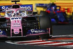 Racing Point chce punktować w pozostałych wyścigach