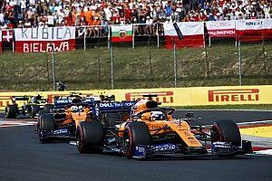 McLaren, 2020'de ilk üçle farkı yarı yarıya azaltmak istiyor
