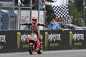 MotoGP Brünn 2019: Marquez siegt nach Startverzögerung souverän