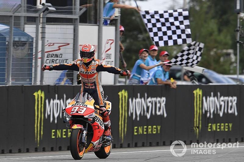 Fotostrecke: Alle 50 MotoGP-Siege von Marc Marquez