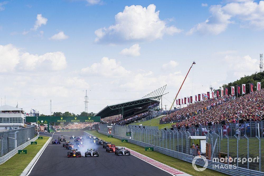 Com incerteza na Inglaterra, Hungria pode ter rodada dupla da F1