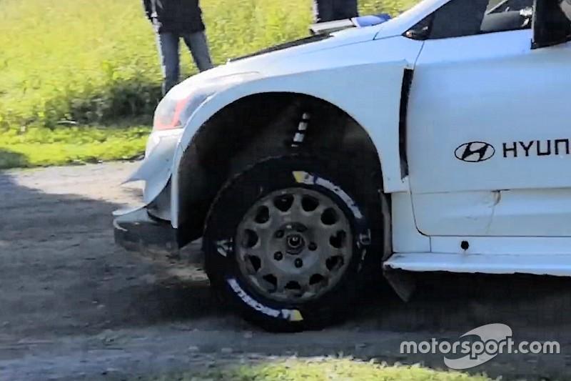 WRC: ecco altre 2 novità del pacchetto aerodinamico Hyundai