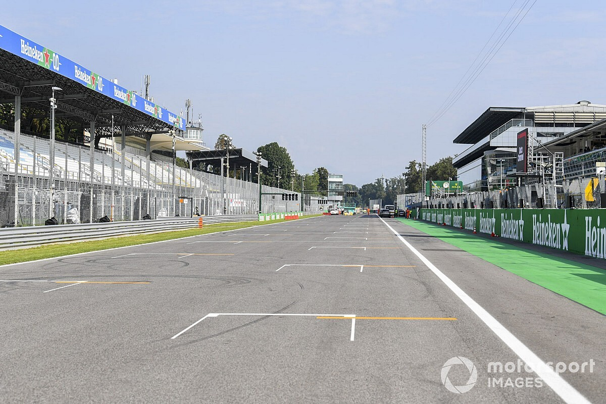 2020 Formula 1 Italian Grand Prix session timings and preview