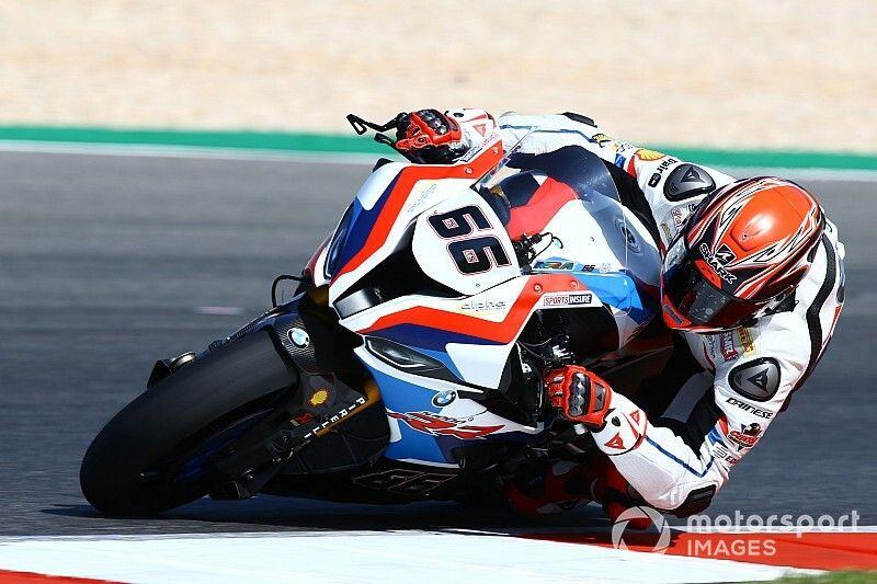Sykes rijdt ook in 2020 voor WSBK-team BMW