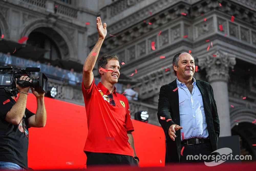 Бергер о Феттеле: Выступая за Racing Point, он стал бы вице-чемпионом