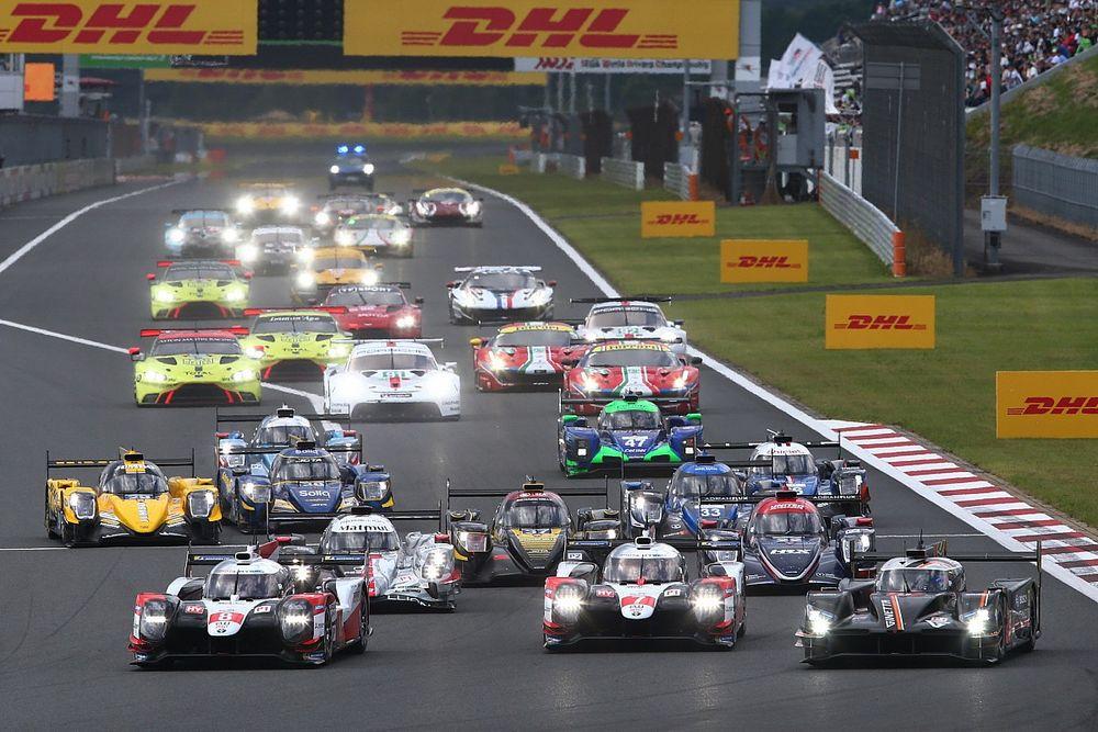 2021年WEC富士6時間レースの中止が決定。バーレーン2連戦でシーズンはフィナーレに